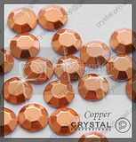 Copper_rhinestuds