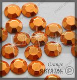 Orange_rhinestuds